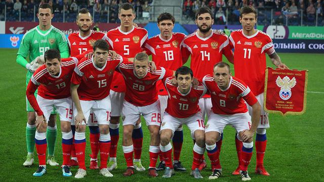 Chủ nhà Nga có thứ hạng thấp nhất tại World Cup 2018 - Ảnh 1.