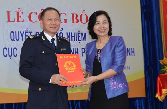 Hải quan TP.HCM chính thức có Cục trưởng - Ảnh 1.