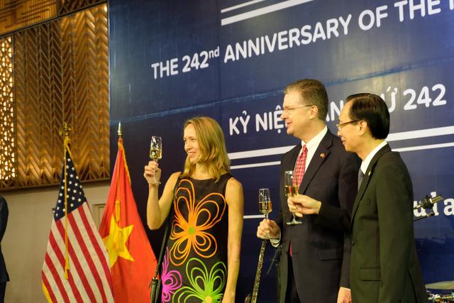 Quan hệ Việt Nam - Mỹ: Tin tưởng và thiện chí - ảnh 1