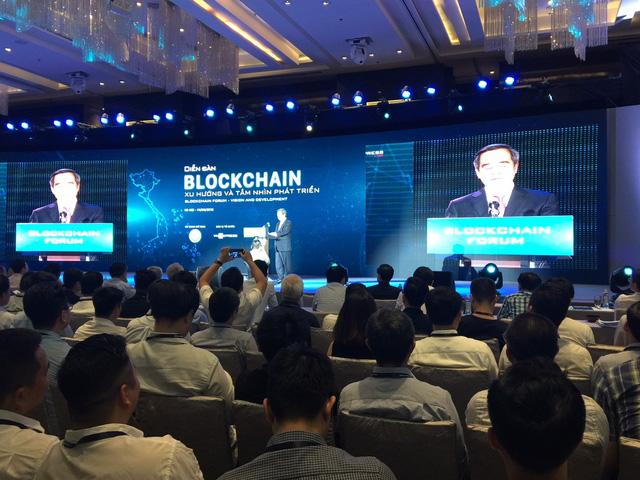Việt Nam sẽ xây dựng chính sách phát triển và ứng dụng blockchain - Ảnh 1.