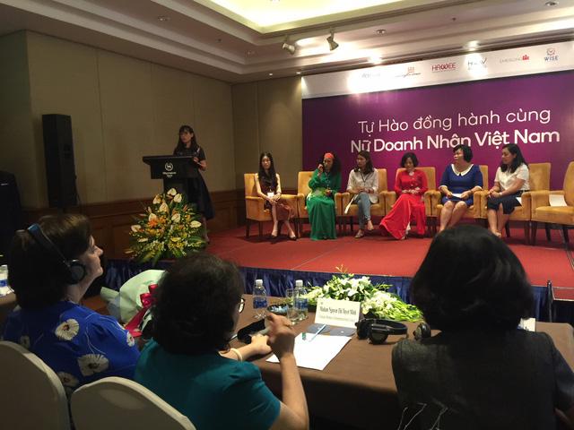Ứng dụng trên thiết bị di động hỗ trợ phụ nữ kinh doanh - Ảnh 2.