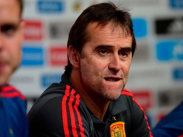 Real Madrid trả bao nhiêu để cướp Lopetegui từ tuyển Tây Ban Nha? - Ảnh 1.