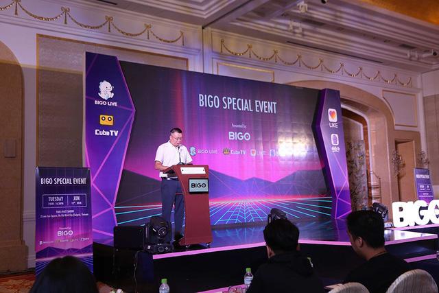 BIGO ra mắt ứng dụng di động Cube TV mở rộng toàn cầu - Ảnh 1.