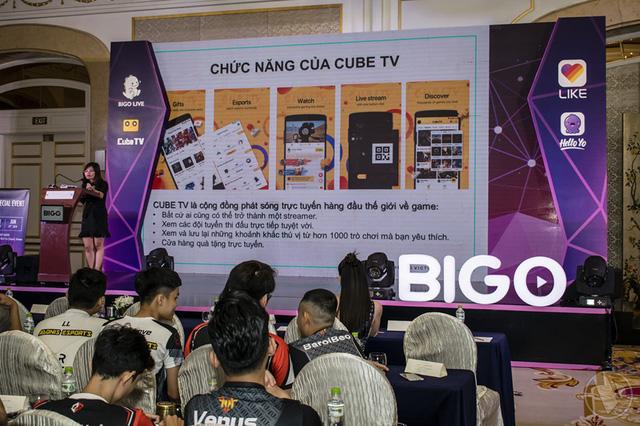 BIGO ra mắt ứng dụng di động Cube TV mở rộng toàn cầu - Ảnh 2.