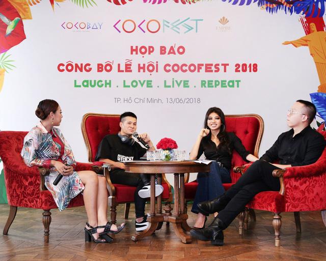 Nicole Scherzinger sánh cùng Luis Fonsi khuấy động Cocofest 2018 - Ảnh 1.