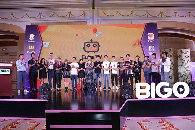 BIGO ra mắt ứng dụng di động Cube TV mở rộng toàn cầu - Ảnh 3.