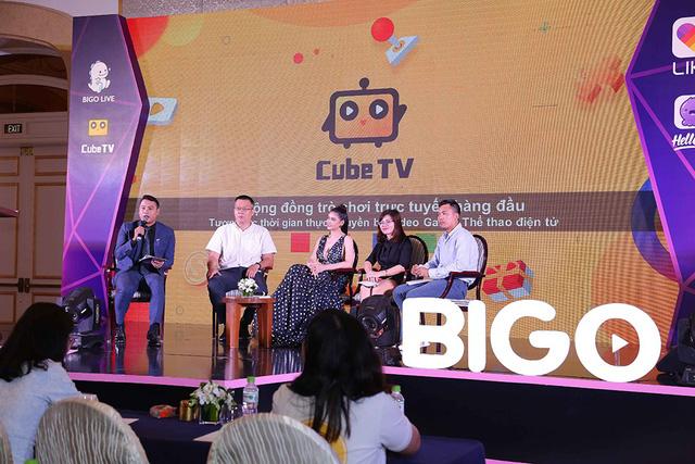 BIGO ra mắt ứng dụng di động Cube TV mở rộng toàn cầu - Ảnh 5.