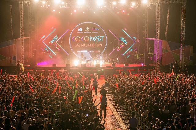 Nicole Scherzinger sánh cùng Luis Fonsi khuấy động Cocofest 2018 - Ảnh 5.