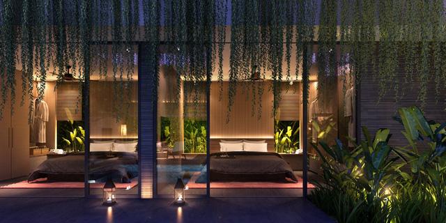 """Nhà đầu tư """"để mắt"""" đến biệt thự nghỉ dưỡng theo kiến trúc mới - Ảnh 1."""