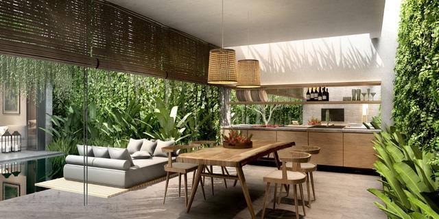 """Nhà đầu tư """"để mắt"""" đến biệt thự nghỉ dưỡng theo kiến trúc mới - Ảnh 2."""