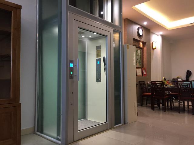 Ứng dụng công nghệ mới SRS cho thang máy gia đình - Ảnh 2.