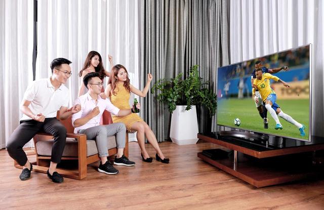 Loạt TV LG màn hình lớn cao cấp về Việt Nam dịp World Cup 2018 - Ảnh 4.