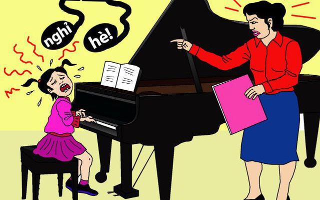 Con ước gì không có môn piano trên đời' - Tuổi Trẻ Online