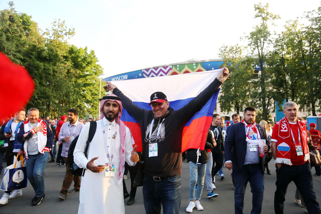 Cảm xúc trái ngược của CĐV Nga sau đại thắng ở World Cup - Ảnh 8.