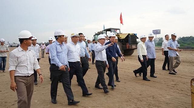 Đã có đủ vốn, cao tốc Trung Lương - Mỹ Thuận sẽ thi công ồ ạt - Ảnh 1.