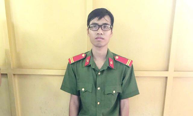 Tạm giam thanh niên giả danh công an kích động gây rối tại công viên Tao Đàn