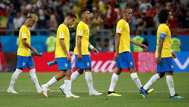 World Cup 2018: Samba lạc điệu, tại Neymar hay tại Tite? - Ảnh 1.