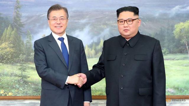 Hàn Quốc hi vọng chấm dứt chiến tranh Triều Tiên vào cuối năm - Ảnh 1.