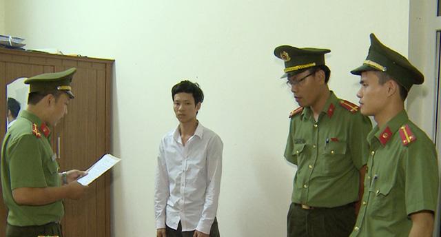 Tạm giam bị can tuyên truyền chống nhà nước tại Thanh Hóa - Ảnh 1.