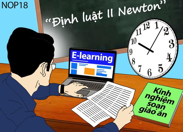 Khoảnh khắc thay đổi đời tôi: Định luật II Newton -  tiết dạy đầu đời - Ảnh 1.