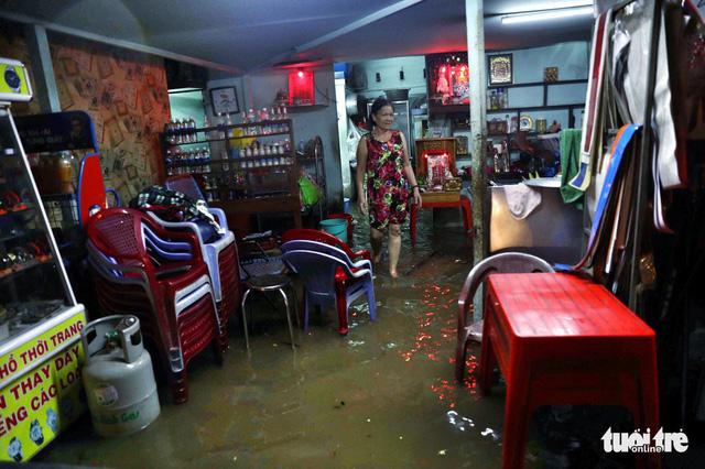 Mỗi hộ dân thiệt hại gần 13 triệu mỗi năm do ngập nước - Ảnh 1.