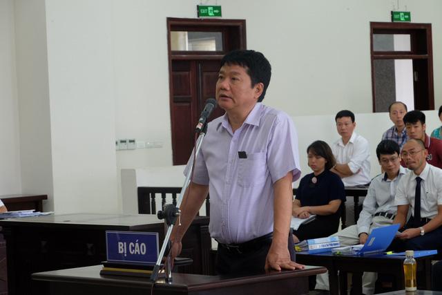 Ông Đinh La Thăng đề nghị trả lời cổ tức OceanBank thật hay ảo - Ảnh 1.