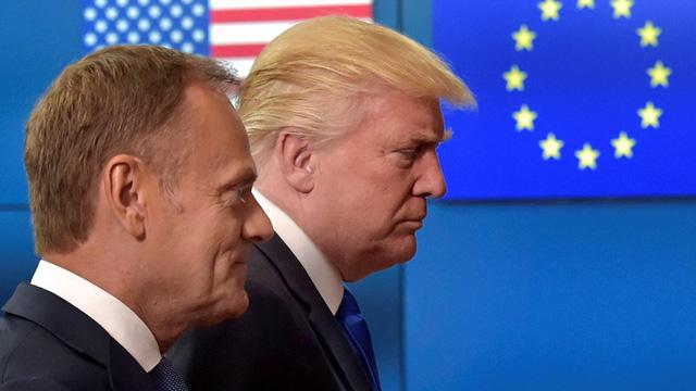 EU liệu có ngả về Trung Quốc để chống lại Mỹ? - Ảnh 1.