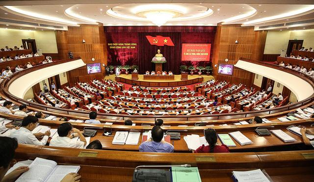 Gần 500 đại biểu họp bàn về phòng chống tham nhũng - Ảnh 2.