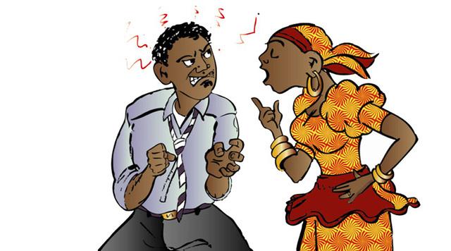 Hôn nhân: chồng thì ngậm đắng, vợ thì phun cay - Ảnh 3.