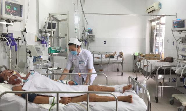 Người nhiễm cúm A/H1N1 diễn tiến xấu - Ảnh 1.