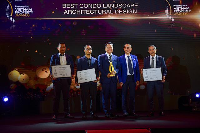 MIKGroup chiến thắng tại PropertyGuru Vietnam Property Awards 2018 - Ảnh 1.  MIKGroup chiến thắng tại PropertyGuru Vietnam Property Awards 2018 photo 1 15299854515371374179093