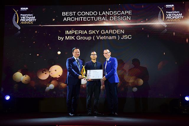 MIKGroup chiến thắng tại PropertyGuru Vietnam Property Awards 2018 - Ảnh 2.  MIKGroup chiến thắng tại PropertyGuru Vietnam Property Awards 2018 photo 1 15299854544672098870713