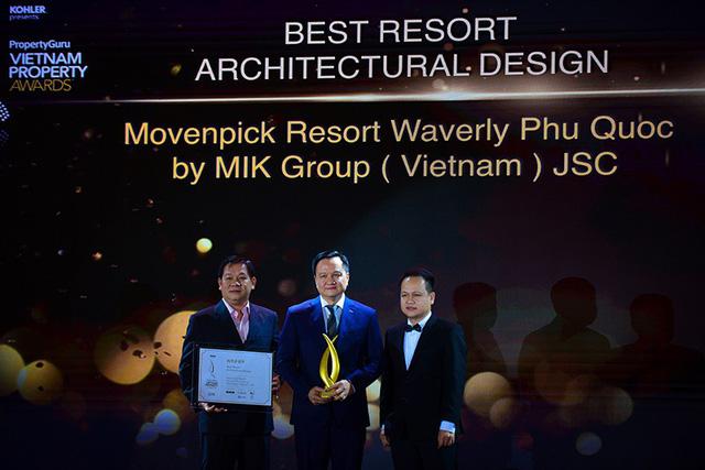 MIKGroup chiến thắng tại PropertyGuru Vietnam Property Awards 2018 - Ảnh 3.  MIKGroup chiến thắng tại PropertyGuru Vietnam Property Awards 2018 photo 2 1529985454471964171770