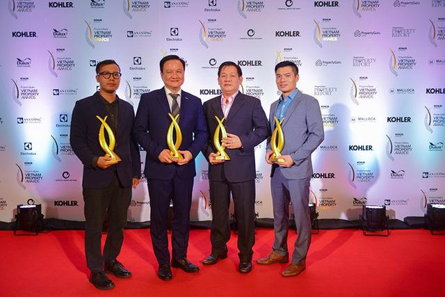 MIKGroup chiến thắng tại PropertyGuru Vietnam Property Awards 2018 - Ảnh 4.  MIKGroup chiến thắng tại PropertyGuru Vietnam Property Awards 2018 photo 3 1529985454474725042967