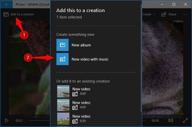 Hướng dẫn sử dụng công cụ chỉnh sửa video ẩn của Windows 10 - Ảnh 10.