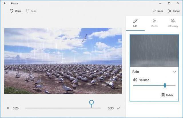 Hướng dẫn sử dụng công cụ chỉnh sửa video ẩn của Windows 10 - Ảnh 19.