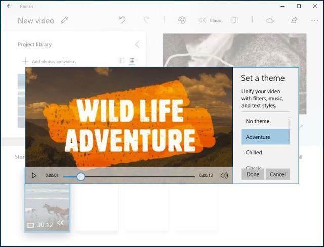 Hướng dẫn sử dụng công cụ chỉnh sửa video ẩn của Windows 10 - Ảnh 21.