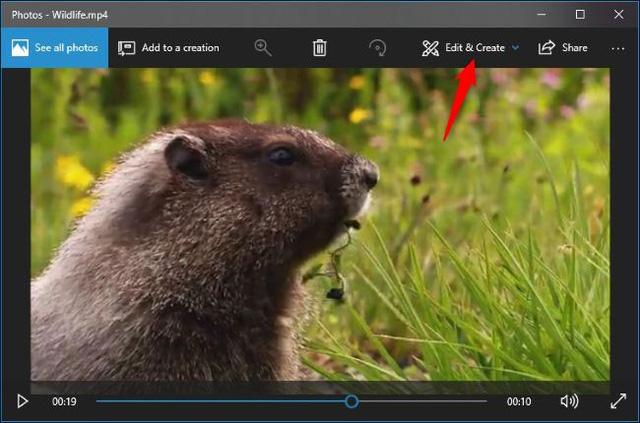 Hướng dẫn sử dụng công cụ chỉnh sửa video ẩn của Windows 10 - Ảnh 2.