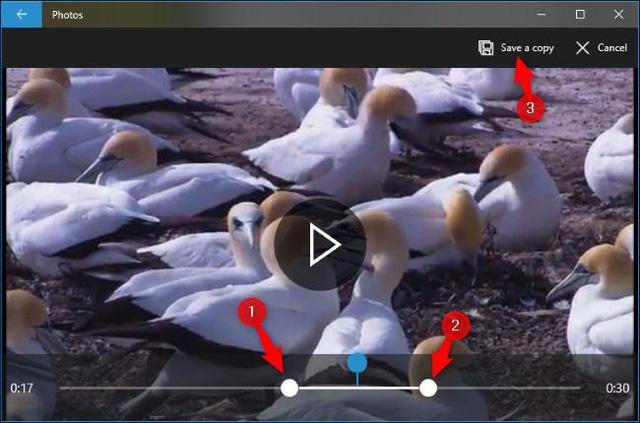 Hướng dẫn sử dụng công cụ chỉnh sửa video ẩn của Windows 10 - Ảnh 4.