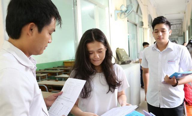 Bài giải giáo dục công dân THPT quốc gia - Ảnh 1.