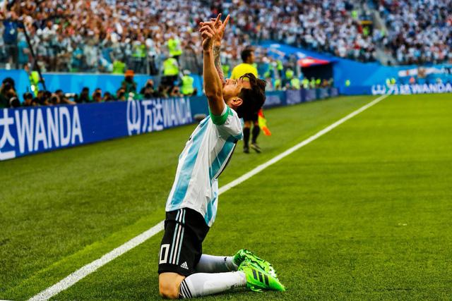 Lập siêu phẩm, Messi bây giờ mới bắt đầu World Cup của mình - Ảnh 12.