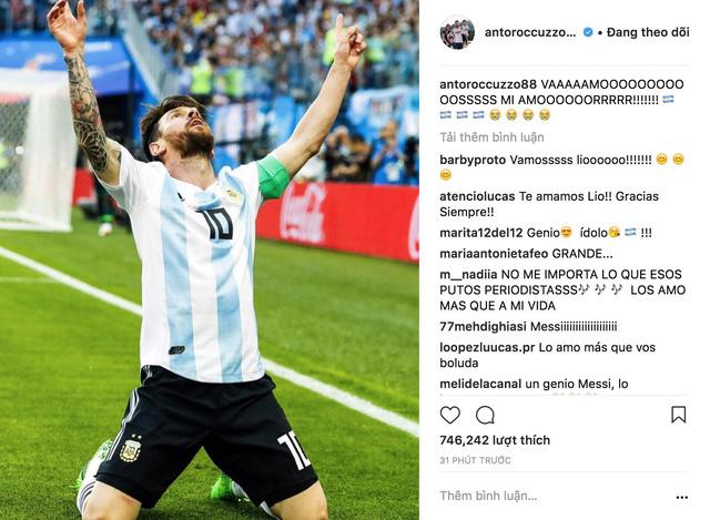 Lập siêu phẩm, Messi bây giờ mới bắt đầu World Cup của mình - Ảnh 4.