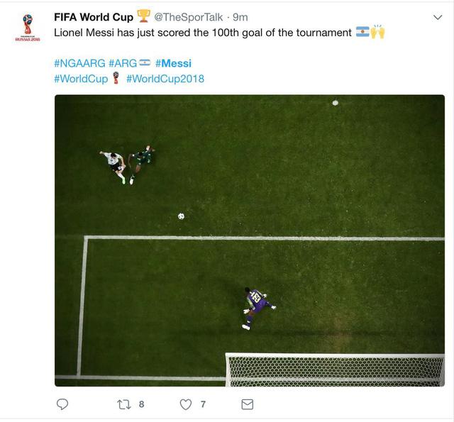 Lập siêu phẩm, Messi bây giờ mới bắt đầu World Cup của mình - Ảnh 8.