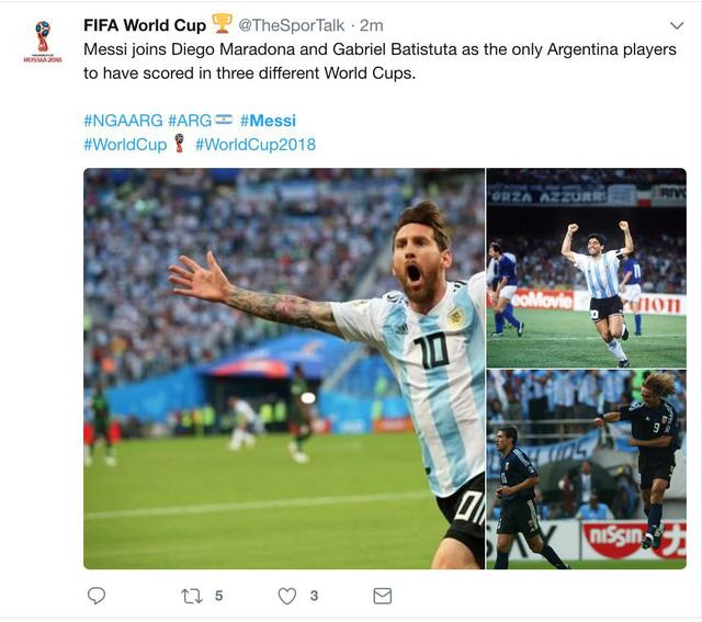 Lập siêu phẩm, Messi bây giờ mới bắt đầu World Cup của mình - Ảnh 9.