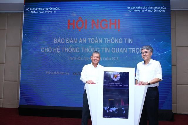 Hệ thống phân tích và chia sẻ nguy cơ tấn công mạng Việt Nam - Ảnh 1.