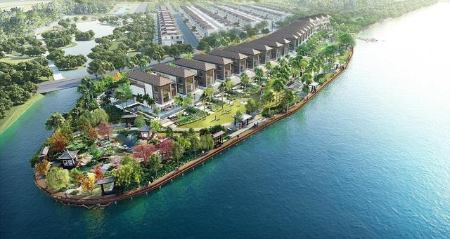 Biệt thự biệt lập ven sông LAVILA DE RIO - kiệt tác giữa lòng Nam Sài Gòn - Ảnh 1.