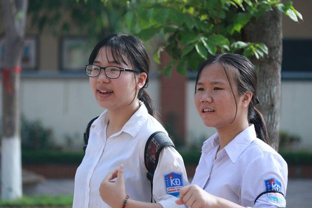 Trường ngoài công lập Hà Nội có hai phương án tuyển sinh lớp 10 - Ảnh 1.