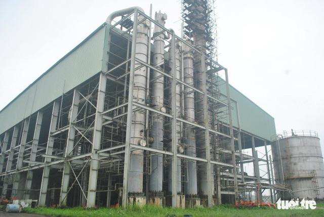 Bắt nguyên tổng giám đốc PVB vì gây thiệt hại cho Ethanol Phú Thọ - Ảnh 1.