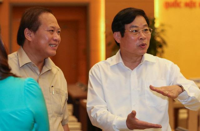 Đề nghị xem xét, kỷ luật ông Nguyễn Bắc Son, ông Trương Minh Tuấn - Ảnh 1.