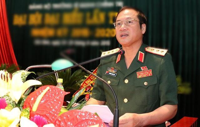 Vi phạm của Thượng tướng Phương Minh Hòa là nghiêm trọng - Ảnh 1.